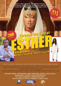 The 2nd Annual Through the Eyes of Esther Experience @ Capital Christian Fellowship Center | Lanham | Maryland | United States